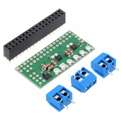 POLOLU-3758   Dual MAX14870 Motor Driver for Raspberry Pi (Partial Kit)