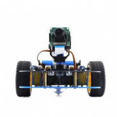 AlphaBot, Raspberry Pi robot building kit -no Pi (WS-12282)