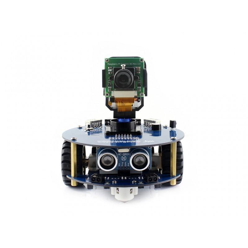 AlphaBot2 robot building kit for Raspberry Pi Zero W (built-in WiFi) (WS-13760)   AlphaBot2-PiZero W (EN)
