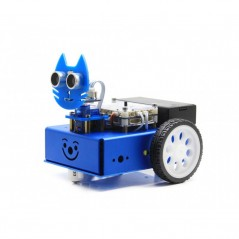 KitiBot, Starter Robot, Graphical Programming, 2WD Version (WS-14262) KitiBot-MG-W (EN)