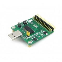 CY7C68013A USB Board type A (WS-5749) High speed USB module