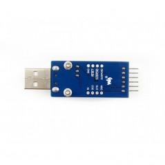 CP2102 USB UART Board type A (WS-7605) CP2102 USB A to UART Module