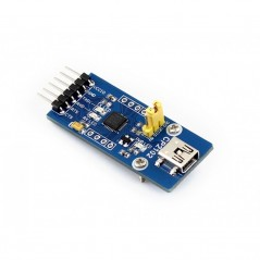 CP2102 USB UART Board mini (WS-8085) CP2102 USB mini to UART Module