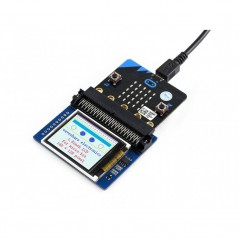1.8inch colorful display module for micro:bit BBC, 160x128 (WS-14718 )