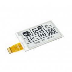 E-Ink display 264x176, 2.7inch e-Paper raw (WS-13378) SPI, without PCB