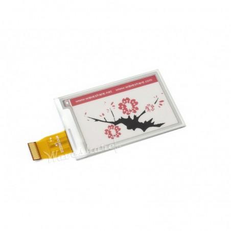 E-Ink display 264x176, raw e-Paper 2.7inch , three-color (WS-13185)
