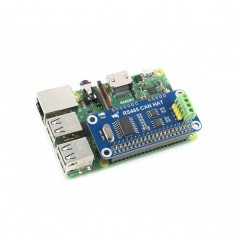 RS485 CAN HAT for Raspberry Pi RS485 CAN HAT (WS-14882) Waveshare