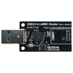 USB3.0 eMMC Module Writer  (HK-USB3-EMMC) Hardkernel (G152105300286)