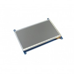7inch LCD TFT Display  Capacitive Touch LCD (F) 1024x600 (WS-11468)
