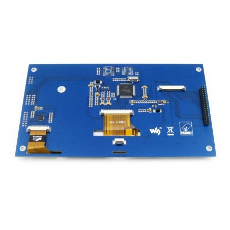 7inch TFT Display Capacitive Touch LCD (C) 800x480 (WS-8964)