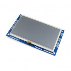 7inch TFT Display Resistive Touch LCD (C) 800x480  (WS-8929)