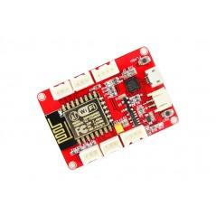 ESP8266 Node MCU Crowtail (ER-CEN82665C) ESP8266 @ 80MHz 3.3V,4MB FLASH (32 MBit) WiFi 802.11 b/g/n