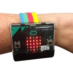 MBIT-WEARIT -  Development Kit, micro:bit wear:it, Wearable/Fitness Tracking Prototyping microbit BBC