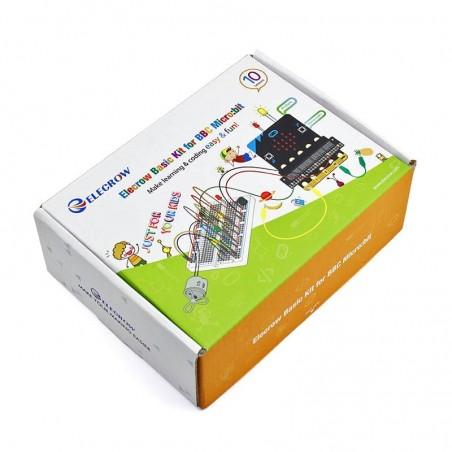 Elecrow Basic Kit for BBC Micro:bit (ER-MIB36016K) microbit kit (without micro:bit BBC Board)