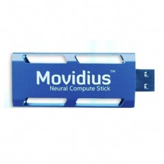 NCSM2450.DK1  Intel Movidius™ Neural Compute Stick - deep learning USB drive designed to learn AI programming