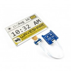 Universal e-Paper Raw Panel Driver Shield for Arduino/NUCLEO (WS-15082)