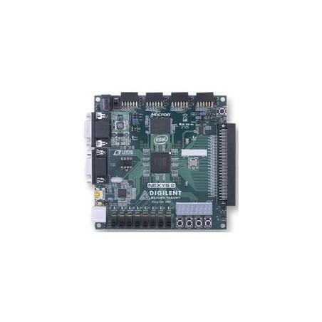 410-134-12 DIGILENT SPARTAN-3E, NEXYS2, FPGA, EVAL BOARD