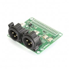 HIFIBERRY DAC+ PRO XLR COMPATIBLE WITH: RASPBERRY PI A+/B+/2/3/ZERO