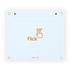 Flick HAT - 3D Tracking & Gesture HAT for Raspberry Pi