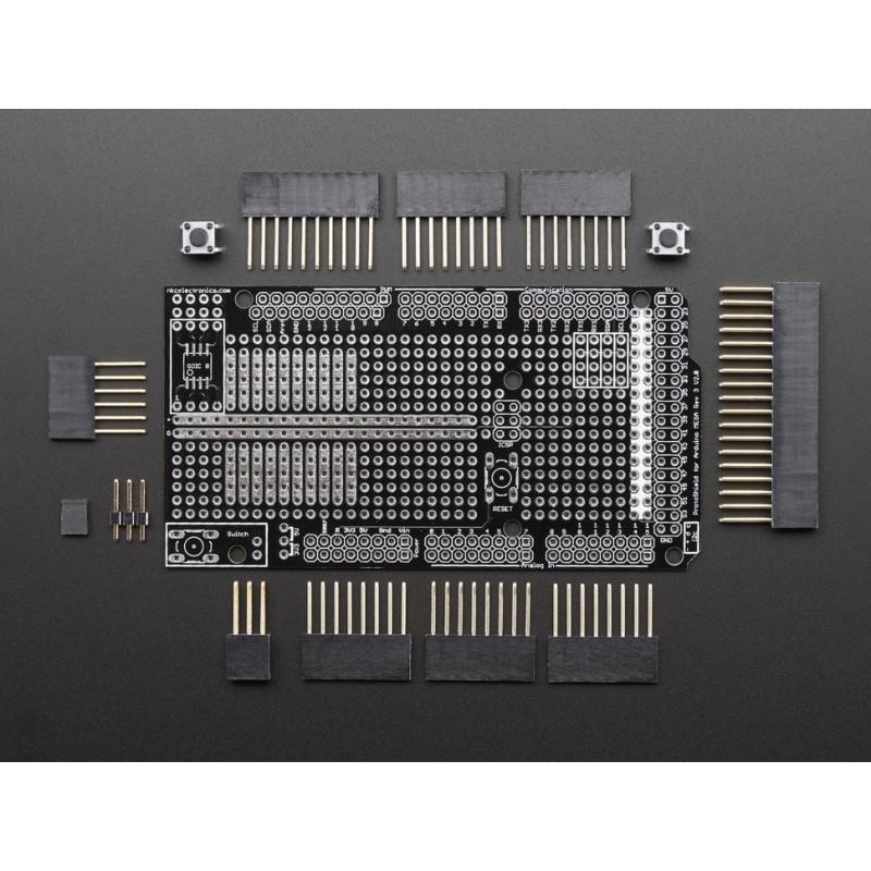 Mega protoshield for Arduino PRODUCT (AF-192) MEGA Stackable Header