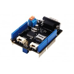 CAN-BUS Shield V2 (SE-103030215) uses MCP2515 for Arduino