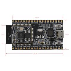ESP32-DEVKITC (ESPRESSIF) powered by the ESP32-WROOM-32 module