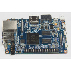 BANANA PI BPI-M1+ (SINOVOIP) 1GB DDR3, Gigabit Ethernet, SATA, USB, HDMI,WiFi