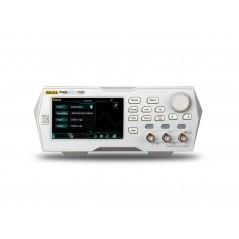 DG822 (RIGOL) 2x25MHz, 16bit, 125MSa, 2Mpts Function/Arbitrary Waveform Generator