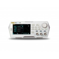 DG832 (RIGOL) 2x35MHz, 16bit, 125MSa, 2Mpts Function/Arbitrary Waveform Generator