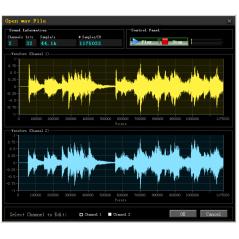 Ultra Station-adv (RIGOL) Arbitrary Wave Generation Software