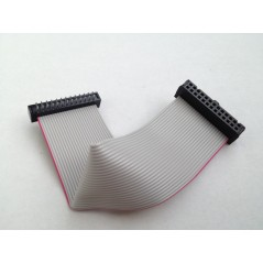 GPIO RIBBON CABLE 26PIN MALE-FEMALE 15CM RASPBERRY PI