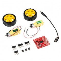SparkFun Ardumoto Shield Kit  (SF-KIT-14180)