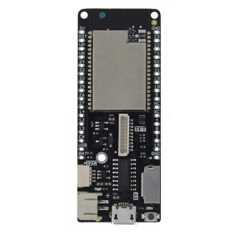 LOLIN D32 Pro V2 0 0 (WEMOS) WIFI,BT ESP-32 Rev1 ESP32