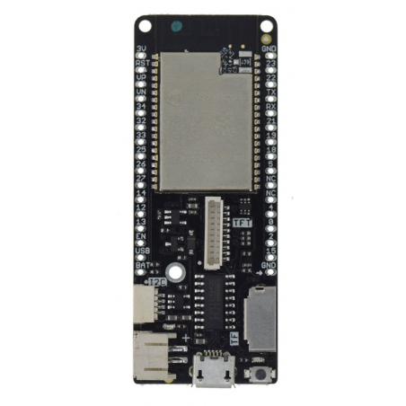LOLIN D32 Pro V2 0 0 (WEMOS) WIFI,BT ESP-32 Rev1 ESP32-WROVER 4MB FLASH  PSRAM MicroPython