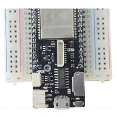 LOLIN D32 Pro V2 0 0 (WEMOS) WIFI,BT ESP-32 Rev1 ESP32-WROVER 4MB FLASH  PSRAM MicroPython