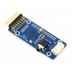 WM8960 Stereo CODEC Audio Module, Play/Record (WS-15019)