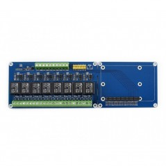 Raspberry Pi 8-ch Relay Expansion Board (WS-15423)