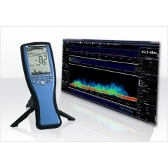 SPECTRAN HF-60100 V4 (1MHZ - 9,4GHZ) RF SPECTRUM ANALYZER