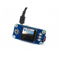 240x240, 1.3inch IPS LCD display HAT for Raspberry Pi (WS-14972)