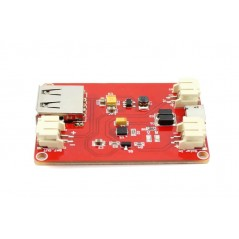 Mini Solar/Lipo Charger Board (ER-CPC09141S) Charge Lithium Polymer Battery - Solar or USB