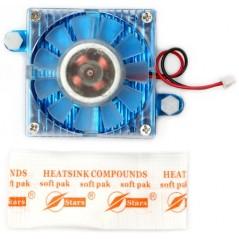 Cooling Fan XU4 Blue (Hardkernel) G146727436639 for ODROID-XU4