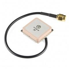 GPS Embedded Antenna SMA (SF-GPS-00177) Gain 26dB , 3.3V/12mA,18g