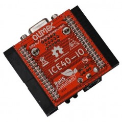 iCE40-IO (Olimex) MODULE WITH VGA, PS/2 AND IRDA LINK