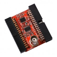iCE40-ADC (Olimex) MODULE WITH FAST ADC WITH 100MHZ CLOCK