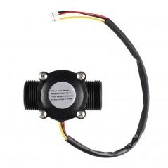 """Crowtail- G3/4"""" Water Flow Sensor 2.0 (ER-CT008134W)"""