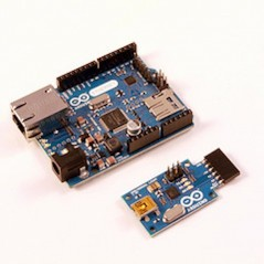A000060 Arduino Ethernet WITHOUT PoE + USB2SERIAL