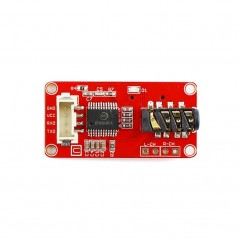 Crowtail- MP3 Player 2.0 (ER-CT009679P) MP3/WAV/WMV, 24-bit DAC , FAT16/32