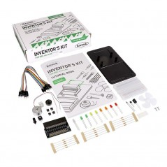 Inventor's Kit for the BBC micro:bit (Kitronik)