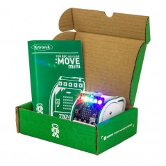 :MOVE mini buggy kit -excl micro:bit (Kitronik)