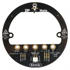 ZIP Halo for the BBC micro:bit (Kitronik)